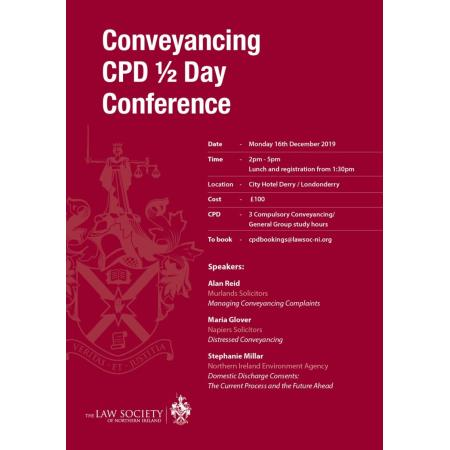 Conveyancing Conference 2019