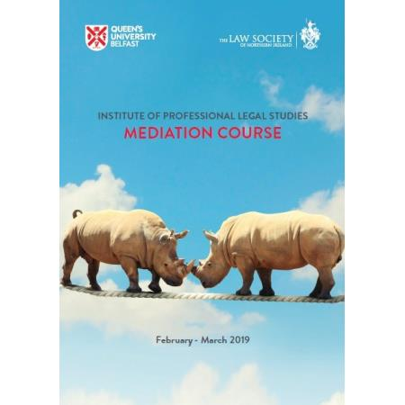 Mediation Course 2019