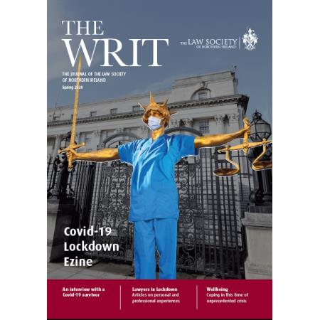 New Writ - Covid 19 Lockdown ezine