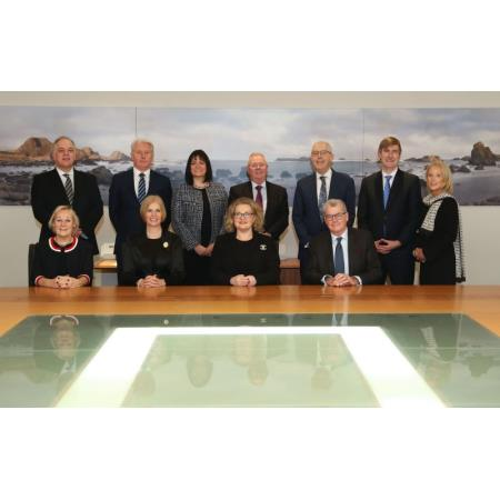 Presidential and Chief Executive Teams of the Law Societies of England and Wales, Scotland, Northern Ireland and the Republic of Ireland