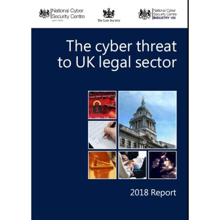 New Report Highlights Cyber Threat To Legal Sector