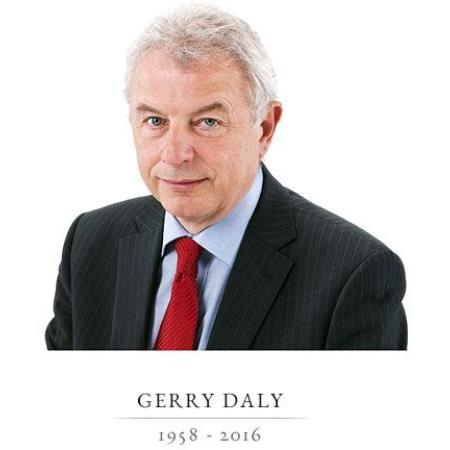Mr Gerry Daly