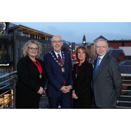 Suzanne Rice - Senior Vice President,  Rowan White - President,  Brigid Napier - Junior Vice President,  David A. Lavery CB, Chief Executive.