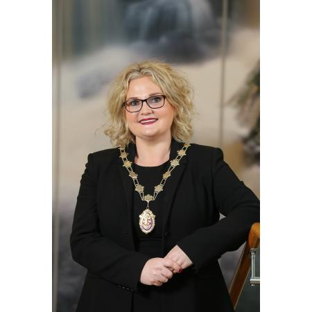President, Suzanne Rice s