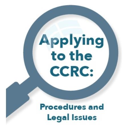 Applying to the CRC