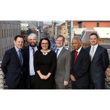 Patrick Mullarkey, Mr Phillip O'Connor, Jacqueline McAleese, Dr Kieran McGlade, Sir Sabaratnam Arulkumaran, Mark Harvey