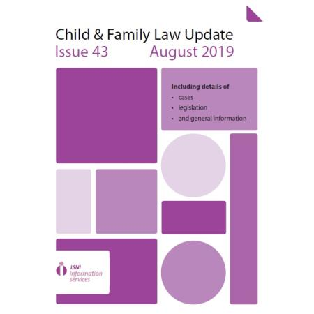 Children and Family Law Updater