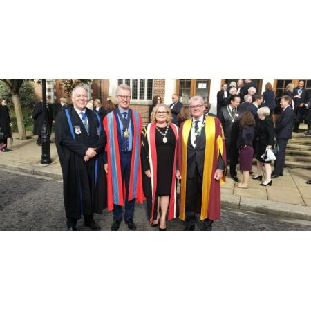 Presidents of the Law Societies of England/Wales, Northern Ireland, Republic of Ireland and Scotland