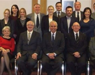 LOCAL SOLICITORS AND BARRISTERS COMPLETE MEDIATION COURSE