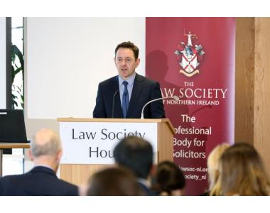 Patrick Mullarkey, Chair Law Society of Northern Ireland Clinical Negligence Practitioner's Group (LSNICNPG)