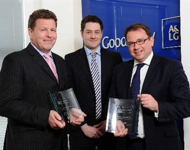 LOCAL SOLICITORS FIRM WINS TOP AWARDS