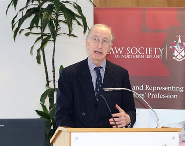Right Honourable Lord Justice Gillen on Civil Justice Review – Family Update