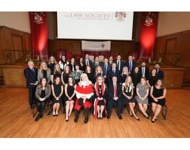 Newly Admitted Solicitors Group 2