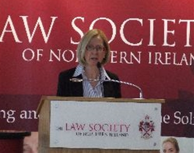RENOWN ACADEMIC SPEAKS AT LAW SOCIETY MEDIATION EVENT