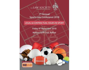 Sports Law Conference 2018