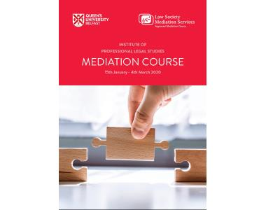mediation course 2020