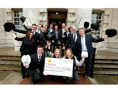 Outstanding Performers raise £72k