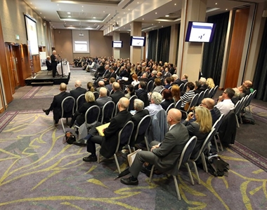 Over 150 solicitors and barristers attended the event