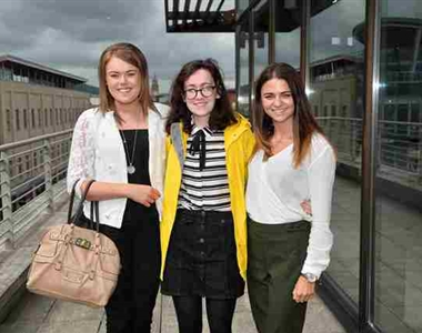 Ulster University, Law Clinic Students