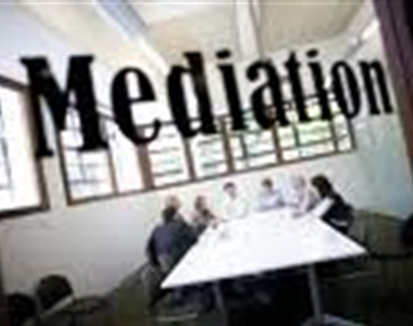 MEDIATION TRAINING - SPRING 2011