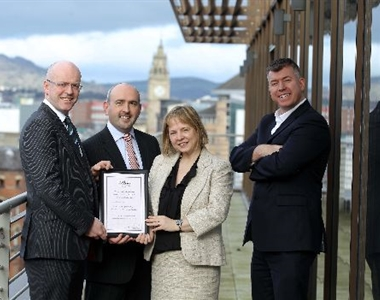 LOCAL LEGAL PRACTICE BECOMES FIRST TO RECEIVE NEW QUALITY STANDARD MARK