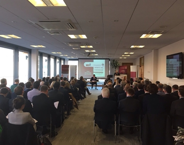 Full Capacity at Sports Law Conference