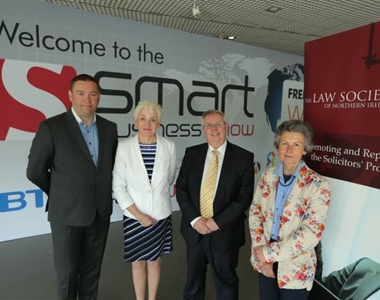 SMART BUSINESS SHOW AT THE ODYESSEY