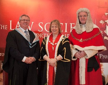 LAW SOCIETY ADMISSION CEREMONY 2012
