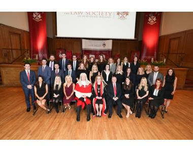 Newly Admitted Solicitors Group 1