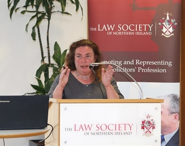 Mediation in Family Cases - Nuala Quinn BL