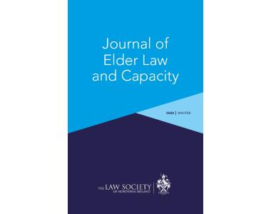 Journal of Elder Law and Capacity 2020-21 Winter