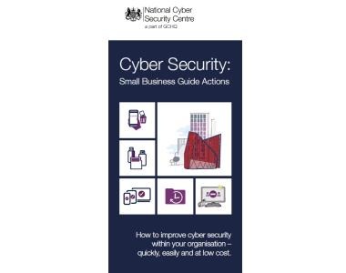 National Cyber Security guidance
