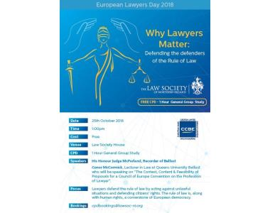 why lawyers matter