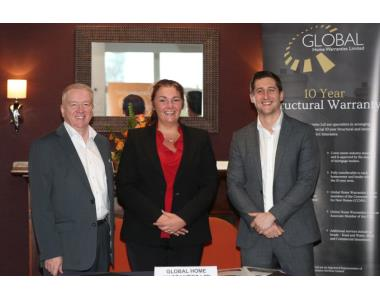 Team from Global Home Warranties Limited