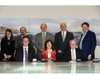 LSNI welcomed IBA Human Rights Institute  Council Members