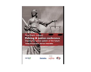 Agenda NI - Shaping the justice system of the future conference- 10% discount for Law Society members