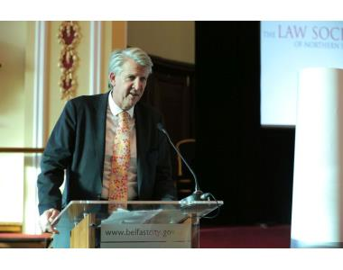 Liam McCollum QC, Chair of the Bar Council