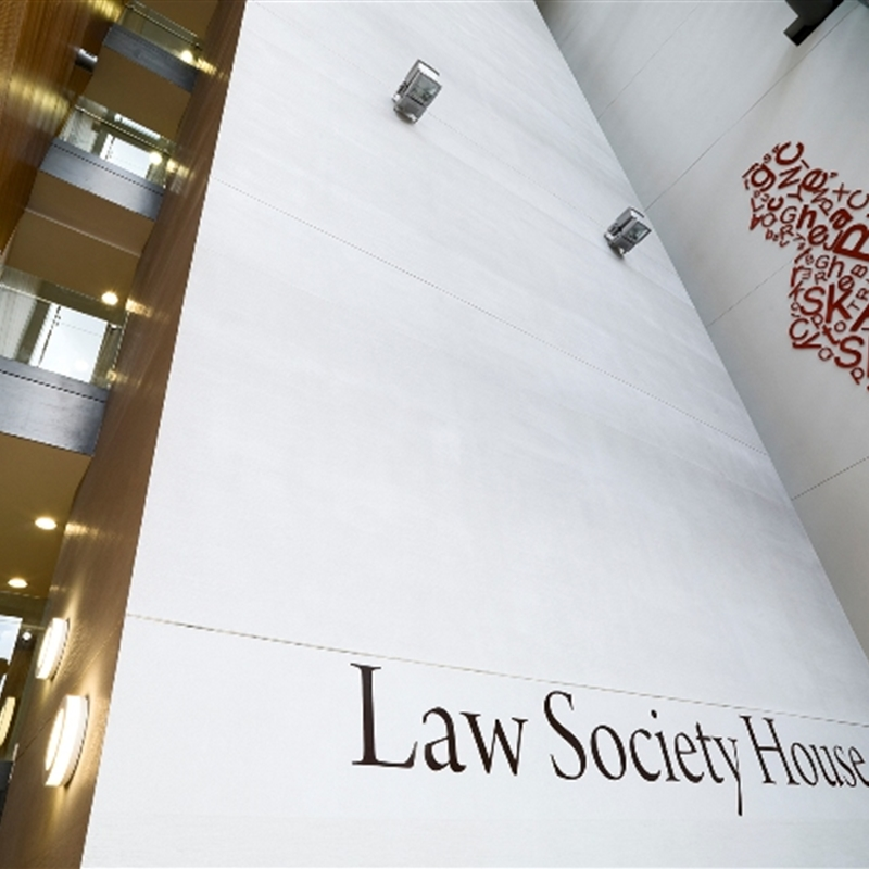 About The Law Society Northern Ireland